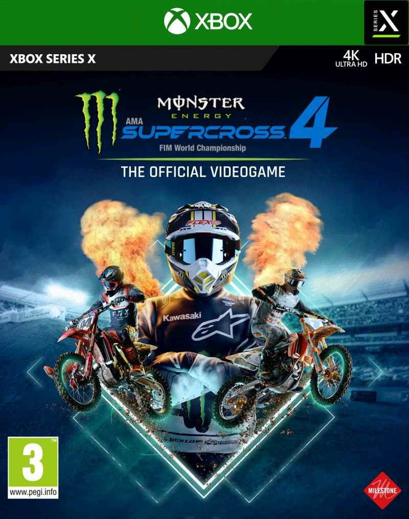 XBSX Monster Energy Supercross - The Official Videogame 4