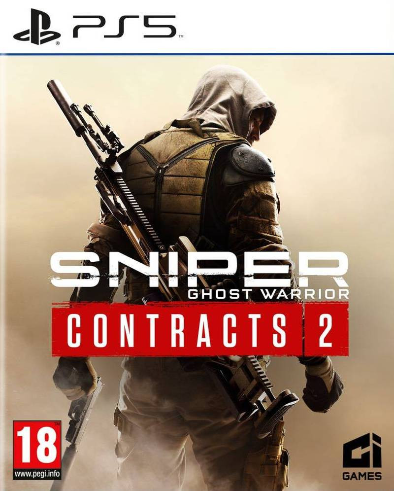 PS5 Sniper Ghost Warrior Contracts 2