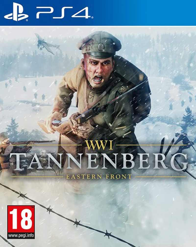PS4 WWI Tannenberg - Eastern Front