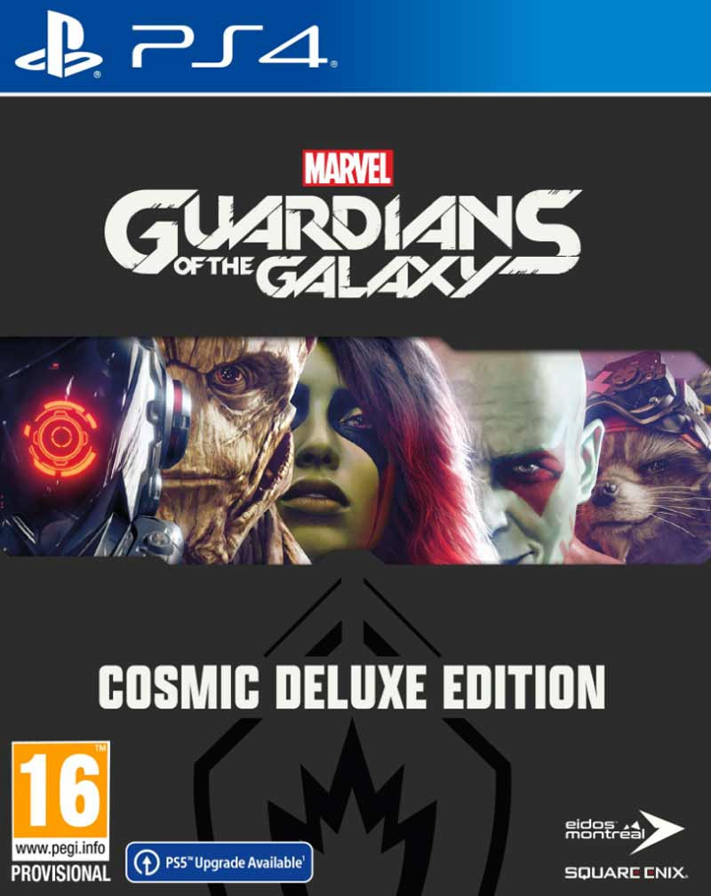 PS4 Marvels Guardians of the Galaxy - Cosmic Deluxe Edition
