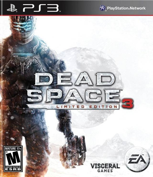 PS3 Dead Space 3 Limited Edition