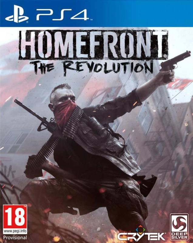 PS4 Homefront - The Revolution