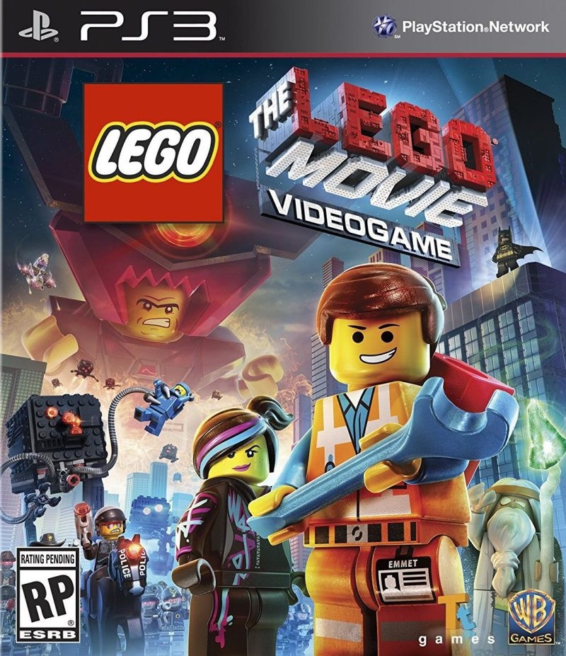 PS3 LEGO Movie - Videogame
