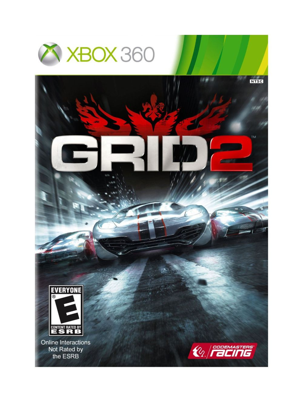 XBOX 360 Racedriver Grid 2 Limited Edition