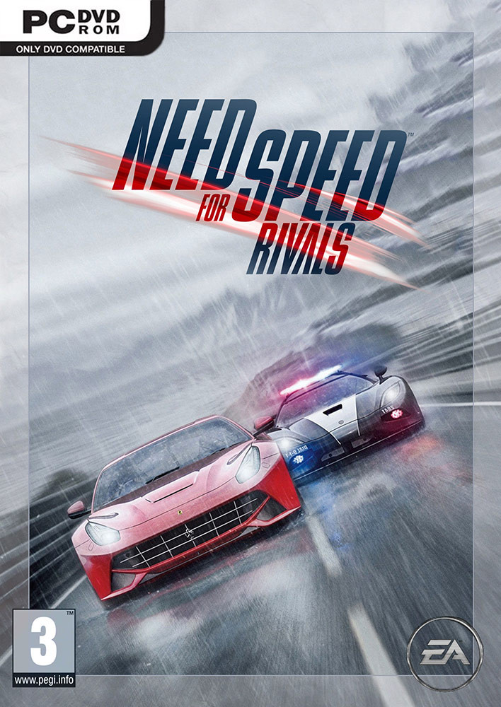 PCG Need For Speed Rivals