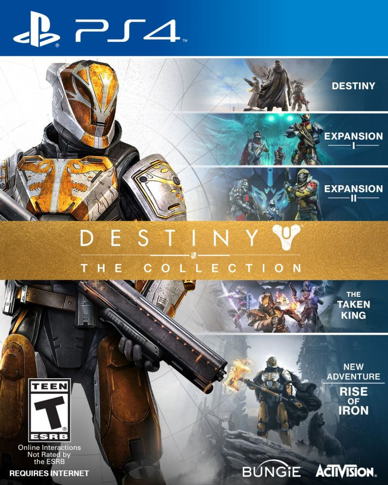 PS4 Destiny - The Collection