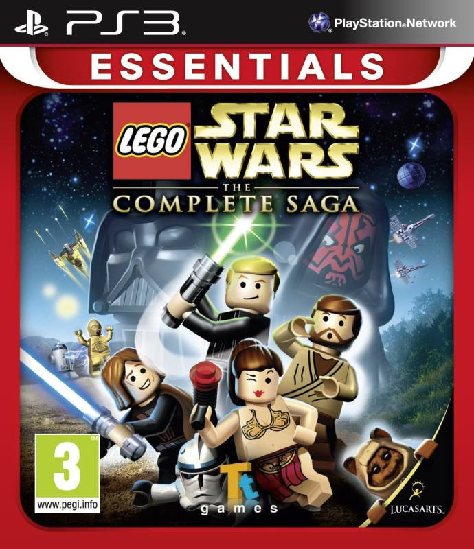 PS3 Lego Star Wars - The Complete Saga
