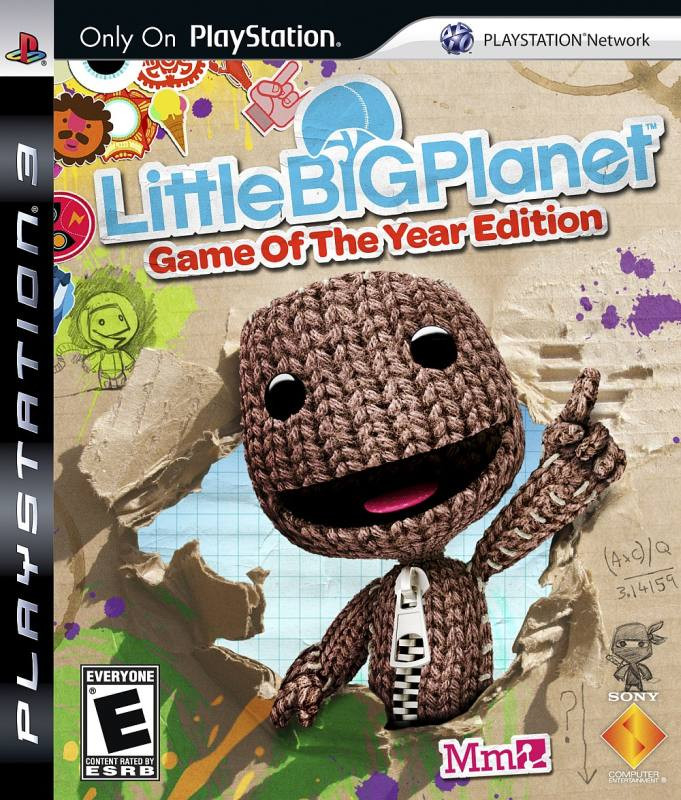 PS3 Little Big Planet GOTY