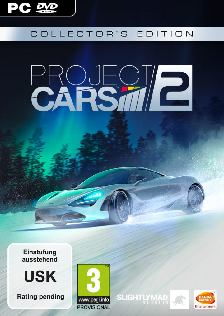 PCG Project Cars 2 – Collectors Edition