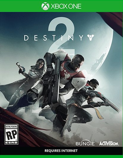 XBOX ONE Destiny 2