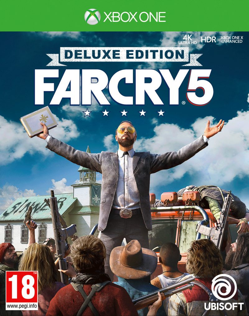 XBOX ONE Far Cry 5 - Deluxe Edition