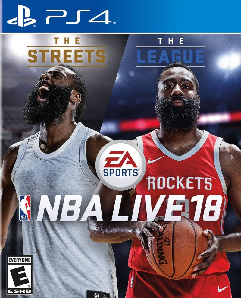 PS4 Nba Live 18 - The One Edition
