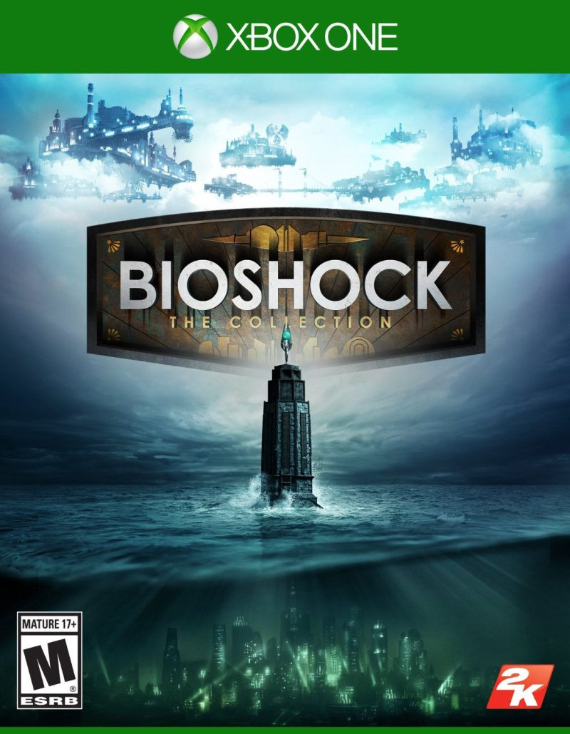 PS4 Bioshock - The Collection