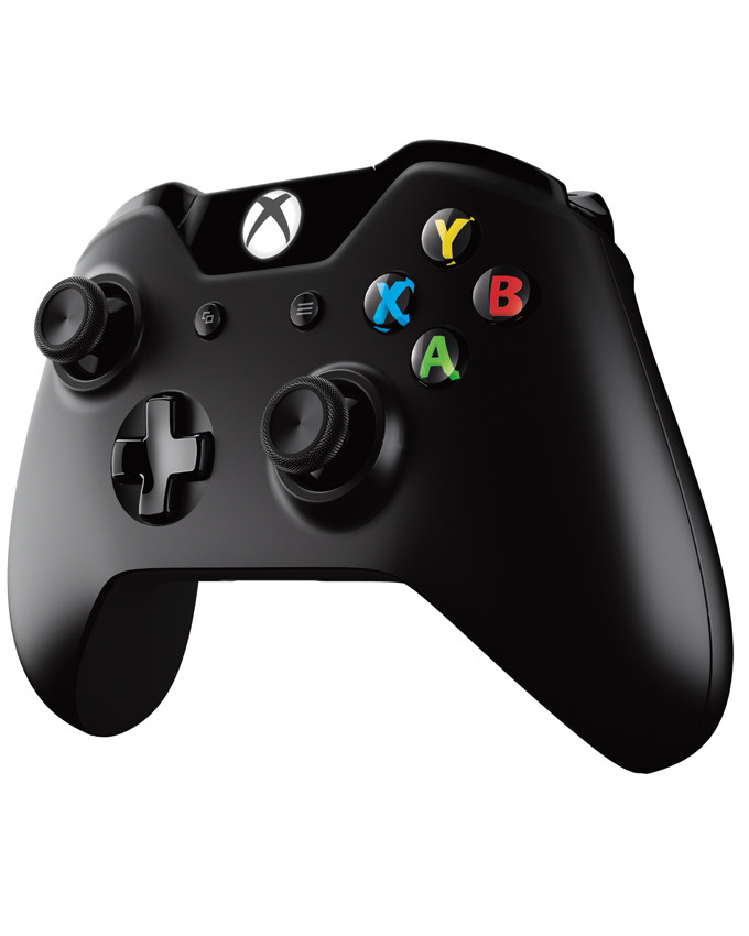 Gamepad XBOX One Wireless Controller Black