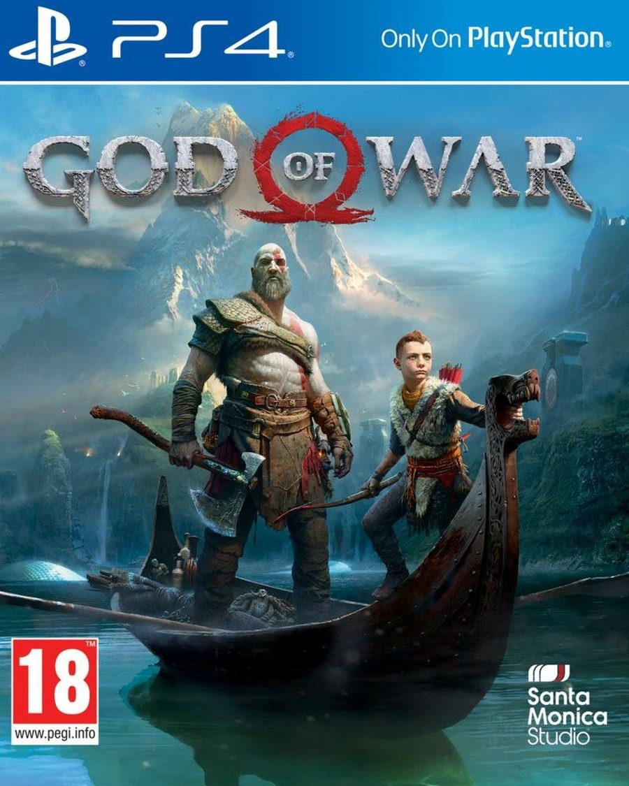PS4 God of War 2018
