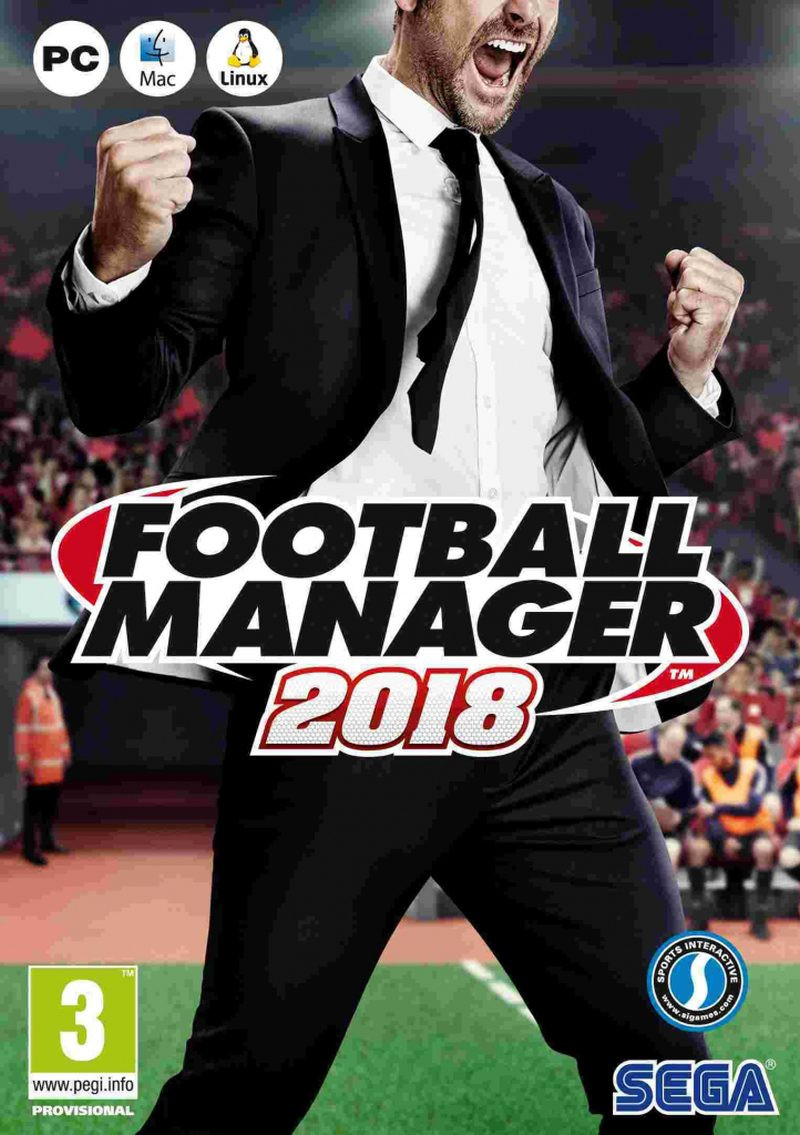 PCG Football Manager 2018 Limited Edition