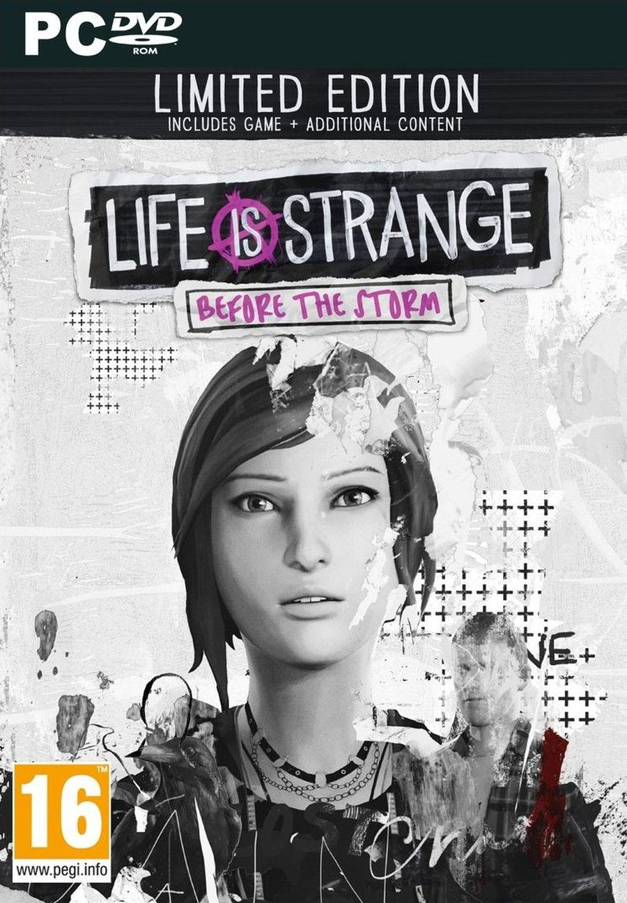 PCG Life is Strange Before the Storm Limited Edition