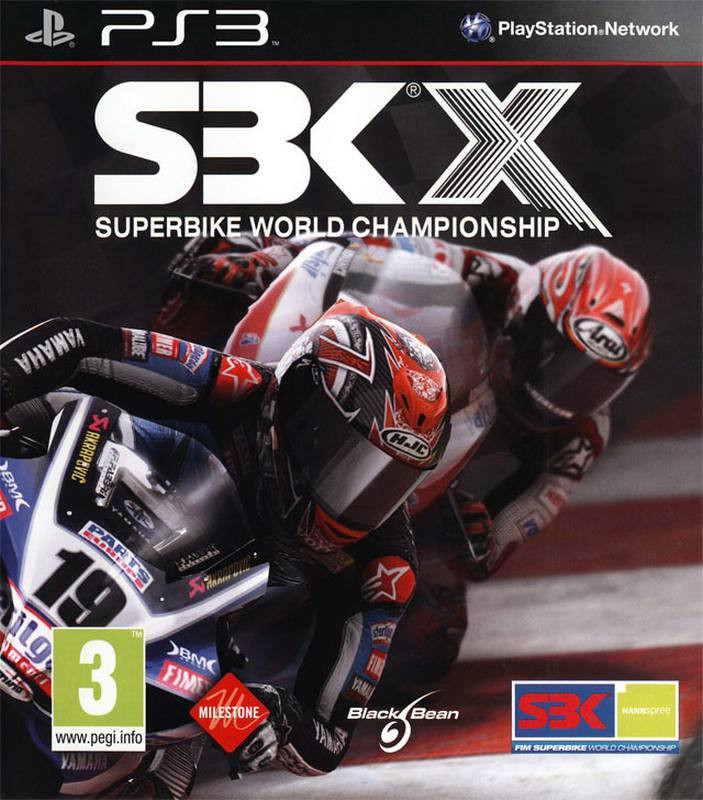 PS3 SBK X Super Bike World Championship
