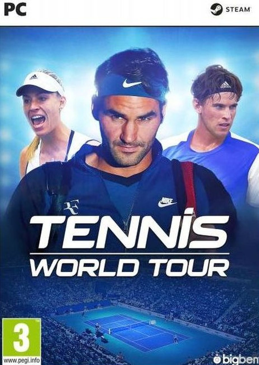 PCG Tennis World Tour