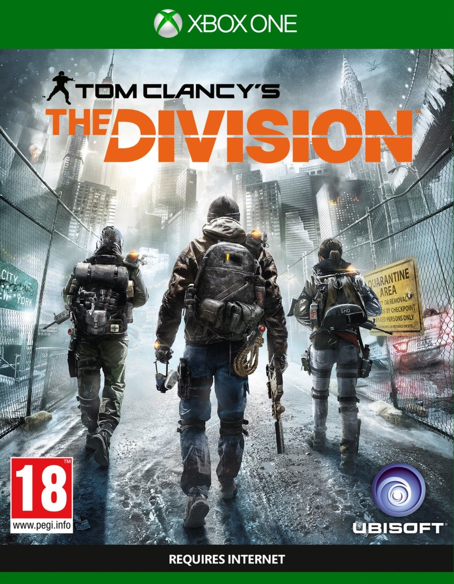XBOX ONE Tom Clancys: The Division