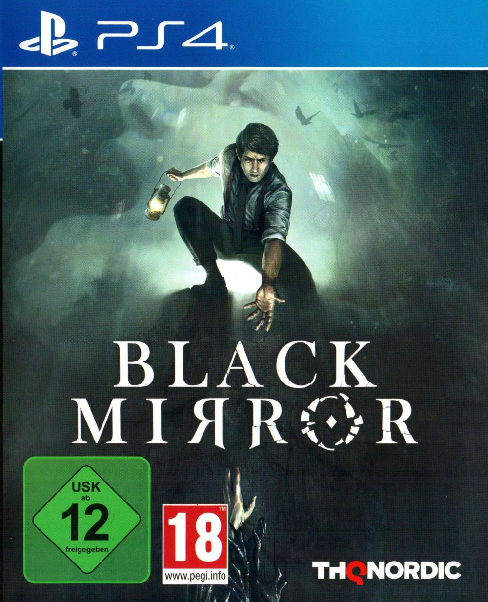 PS4 Black Mirror