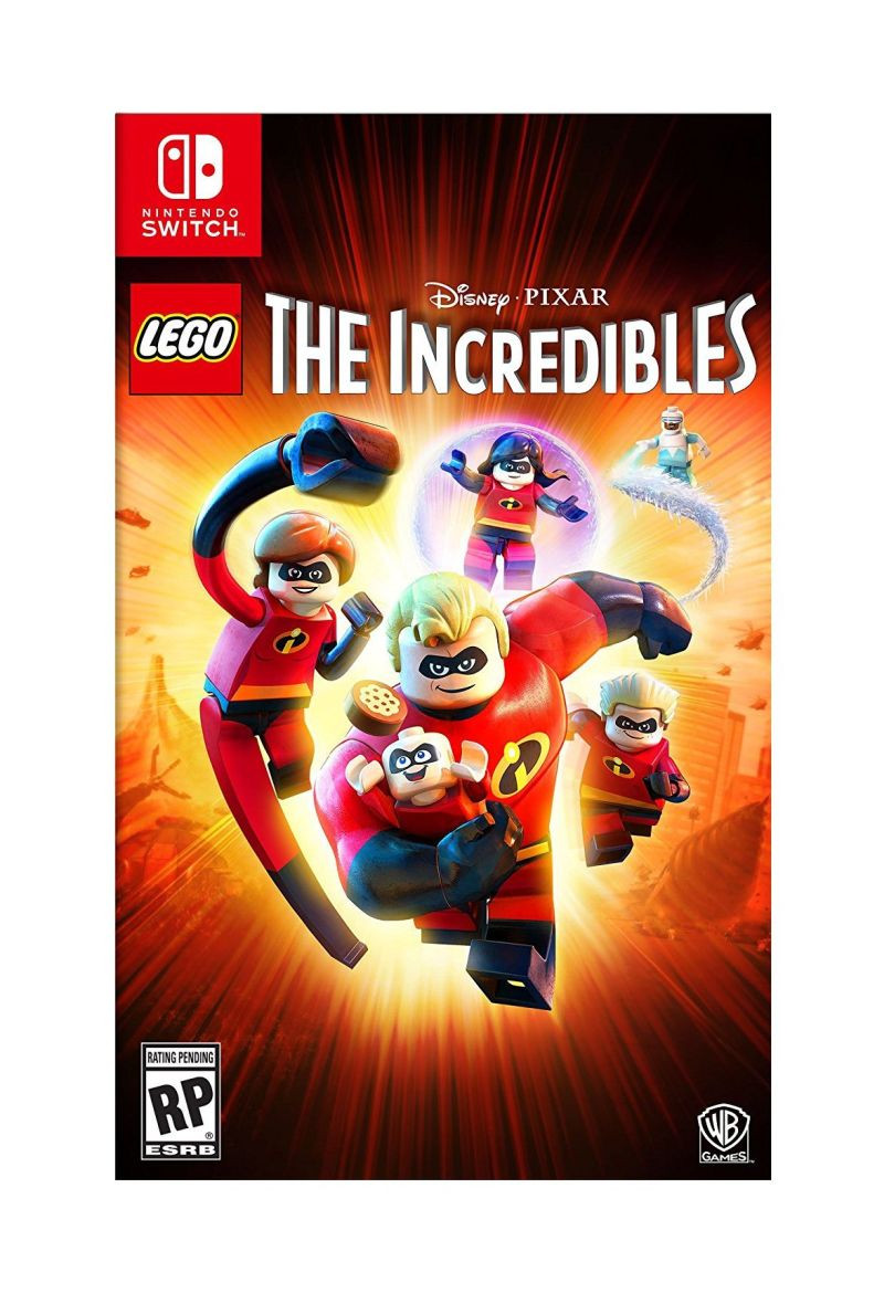 SWITCH LEGO Incredibles