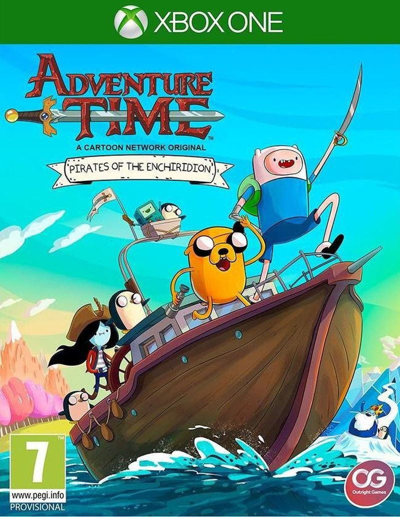 XBOX ONE Adventure Time - Pirates of the Enchiridion