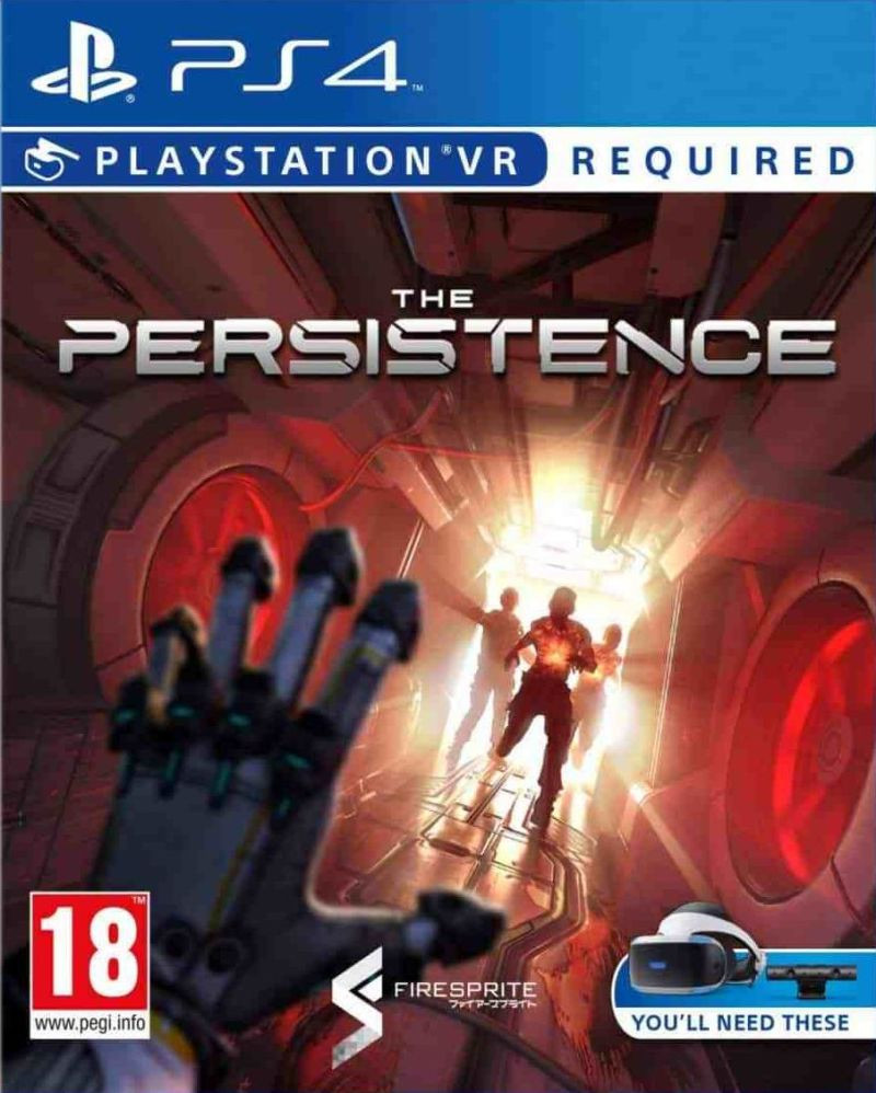 PS4 The Persistence VR
