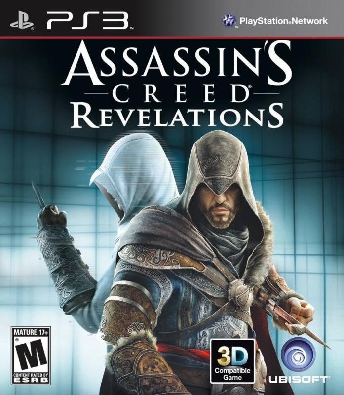 PS3 Assassins Creed Revelations Special Edition + Soundtrack