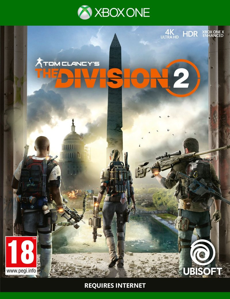 XBOX ONE Tom Clancys: The Division 2