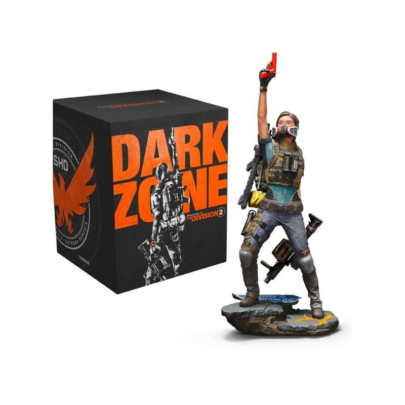 PS4 Tom Clancys: The Division 2 - Dark Zone Collectors Edition