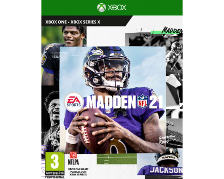 XBOX ONE Madden 21