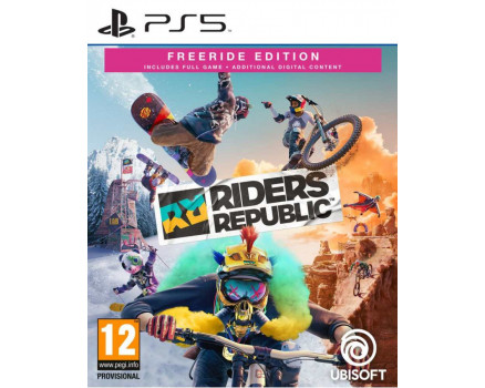 PS5 Riders Republic - Freeride Special Day 1 Edition