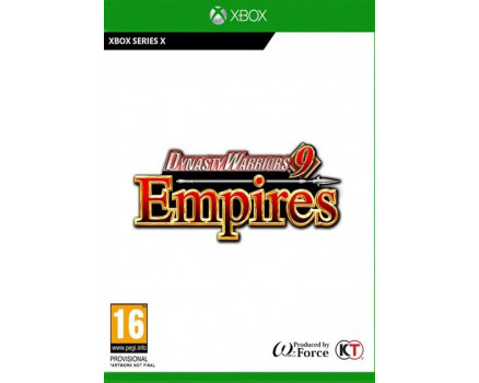 XBSX Dynasty Warriors 9 Empires