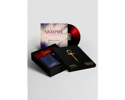 PCG Vampire The Masquerade - Coteries of New York and Shadows of New York - Collectors Edition
