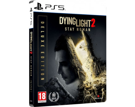 PS5 Dying Light 2 - Deluxe Edition