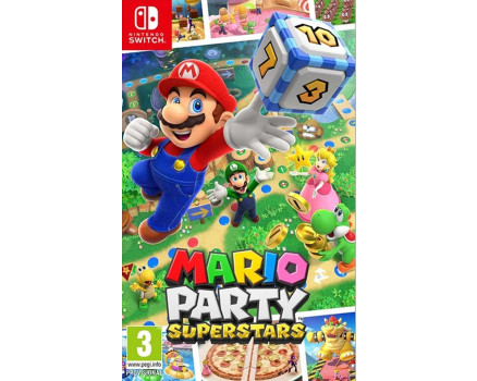 SWITCH Mario Party Superstars