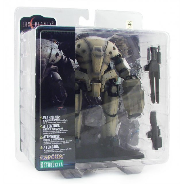 Figura Lost Planet 2 PTX-140 Hardballer Early Model