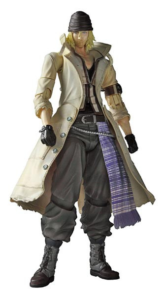 Figura Final Fantasy XIII Play Arts Snow