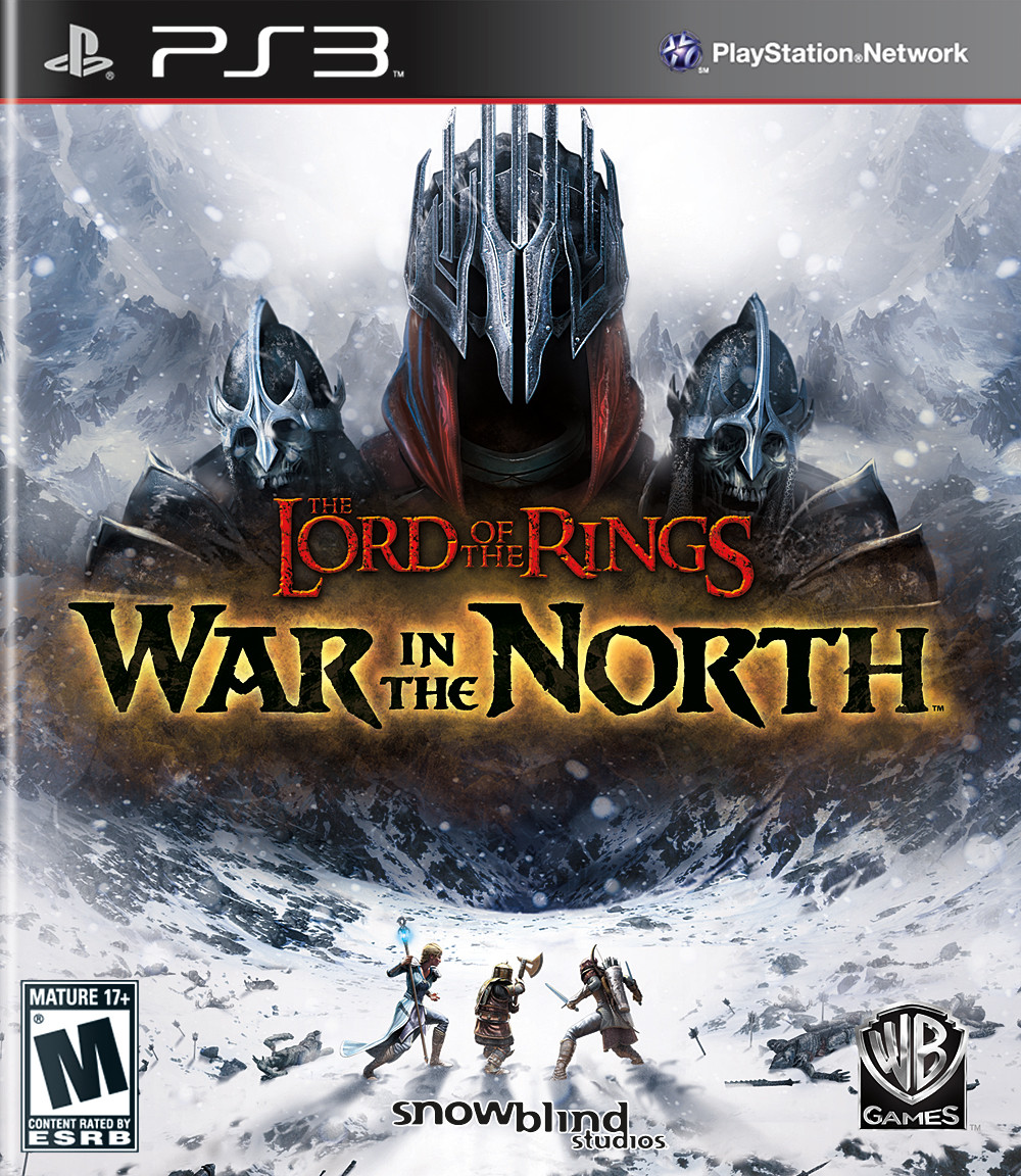 PS3 The Lord Of The Rings - War In The North