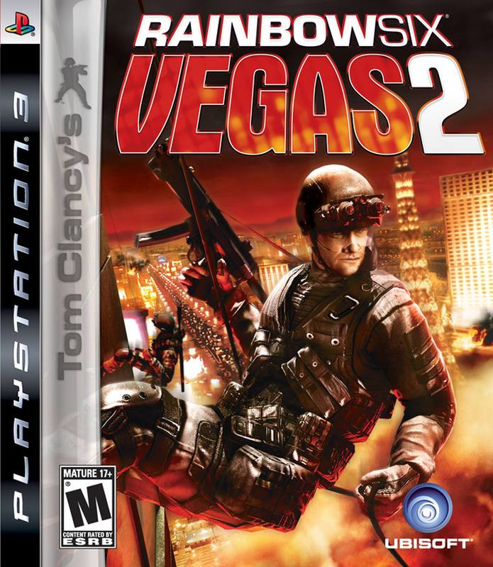 PS3 Tom Clancys Rainbow Six: Vegas 2