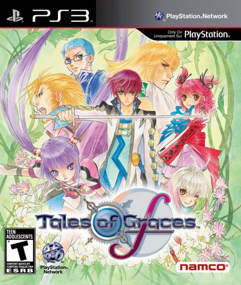 PS3 Tales of Graces F