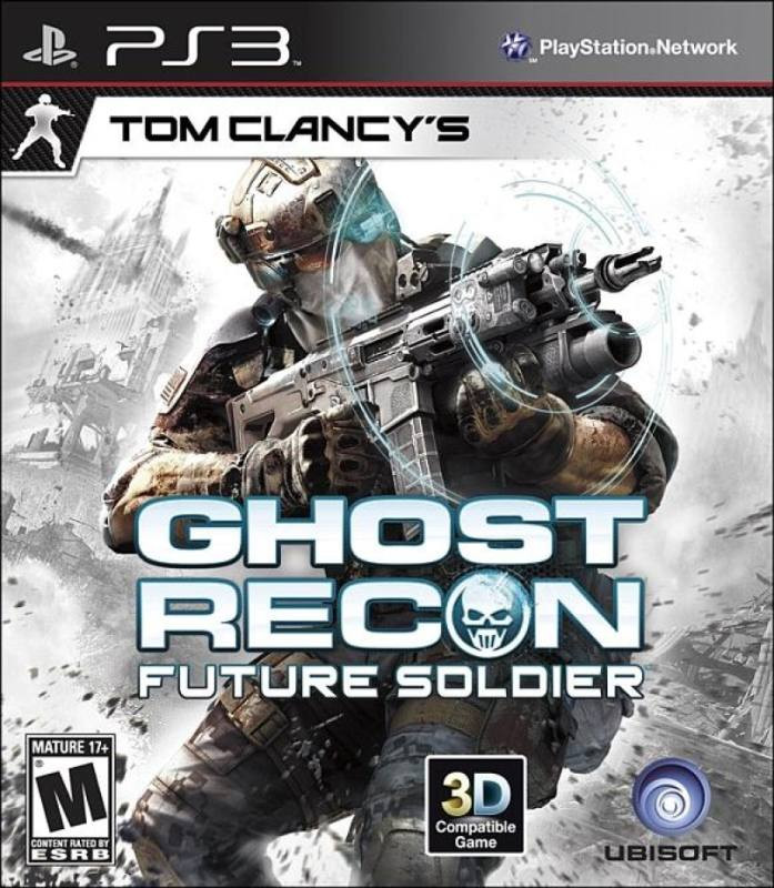 PS3 Ghost Recon - Future Soldier