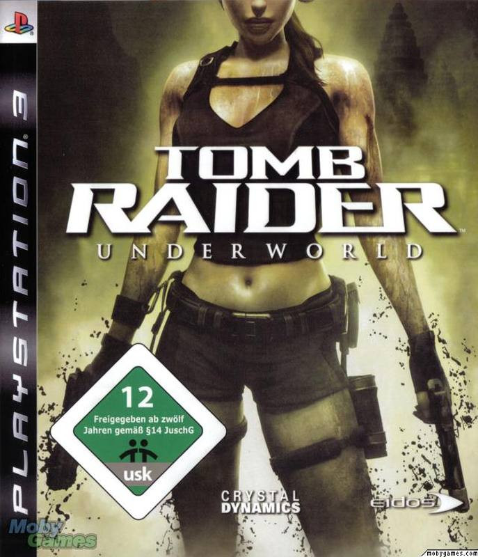 PS3 Tomb Raider - Underworld