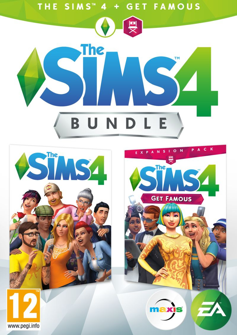 PCG The Sims 4 + Get Famous