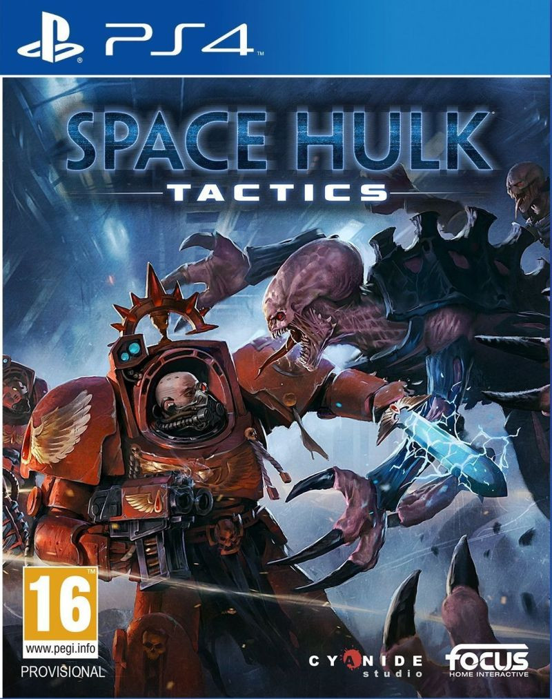 PS4 Space Hulk - Tactics