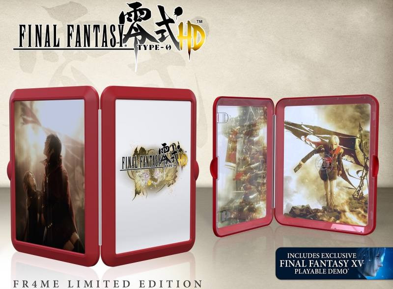 XBOX ONE Final Fantasy Type - 0 Limited Edition