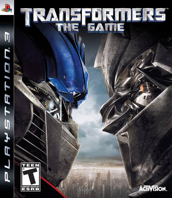 PS3 Transformers - The Game