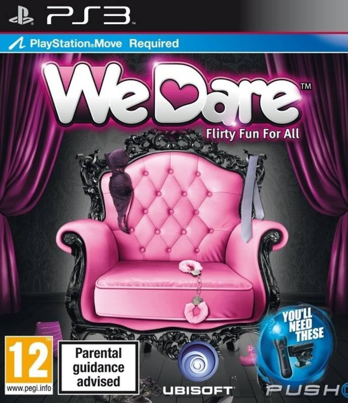 PS3 We Dare MOVE