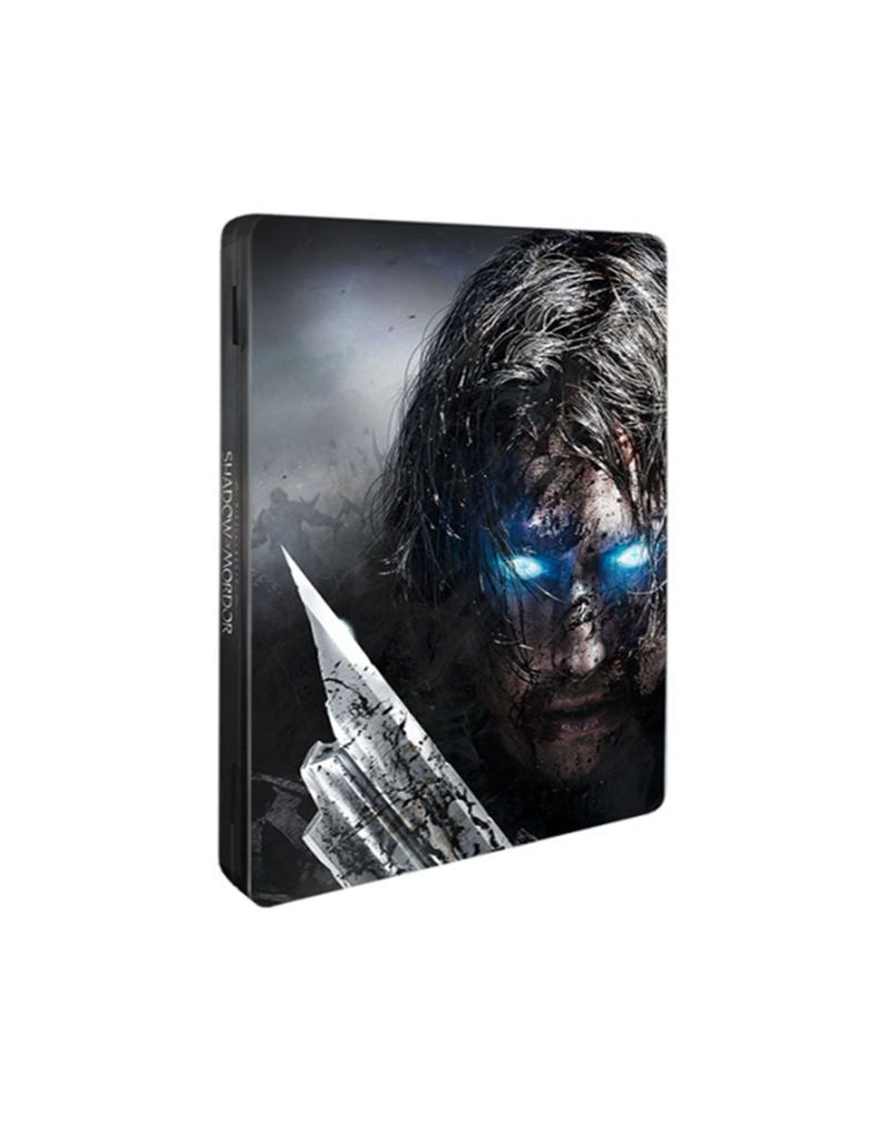 PS4 Middle Earth Shadow of Mordor Steelbook